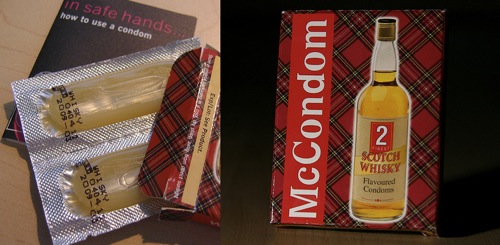 whiskycondom