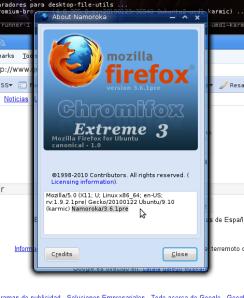 firefox 3.6.1